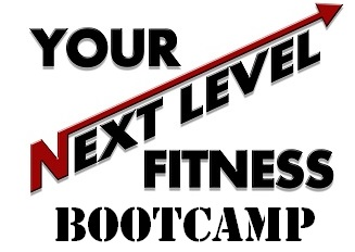your next level fitness bootcamp logo