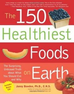 jonny bowden 150 healthy foods