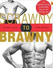 scrawny to brawny book