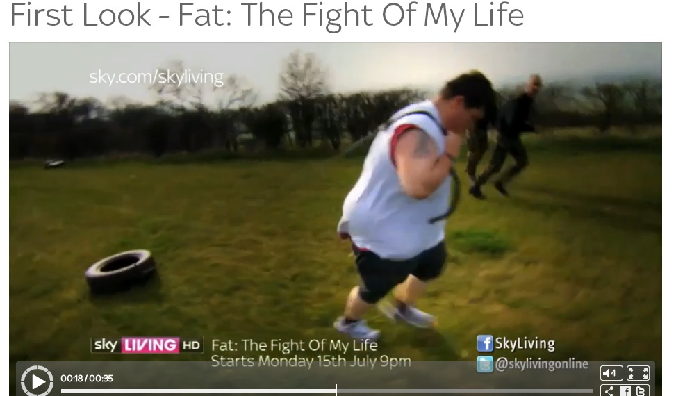 fat the fight of my life trailer