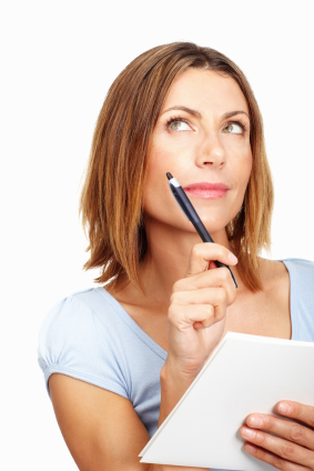 writer woman