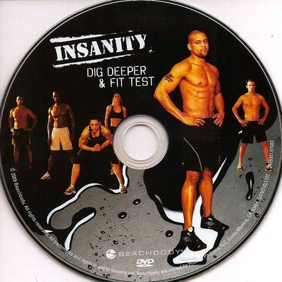Insanity-dvd