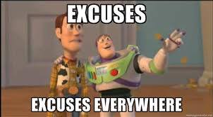 toy story excuses everywhere