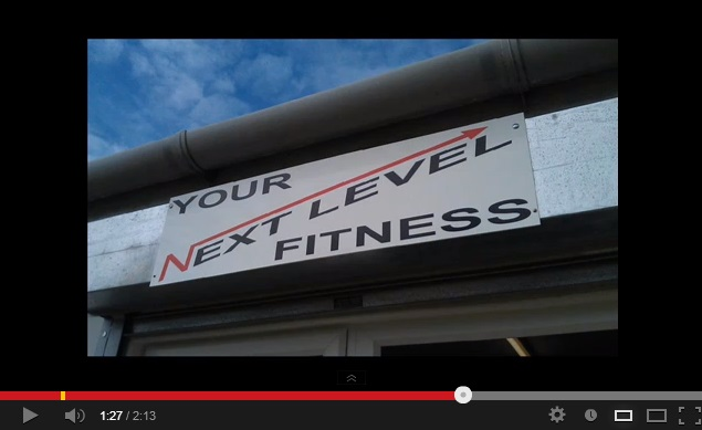 your next level fitness birth vid