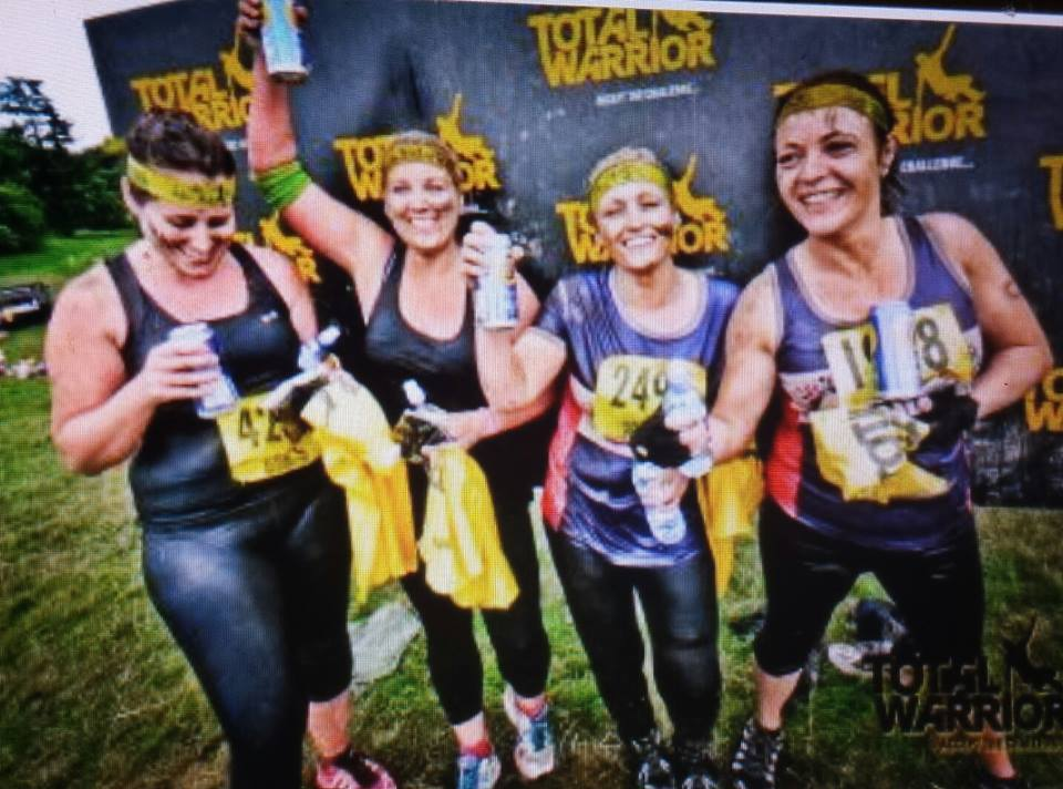 total warrior2014f