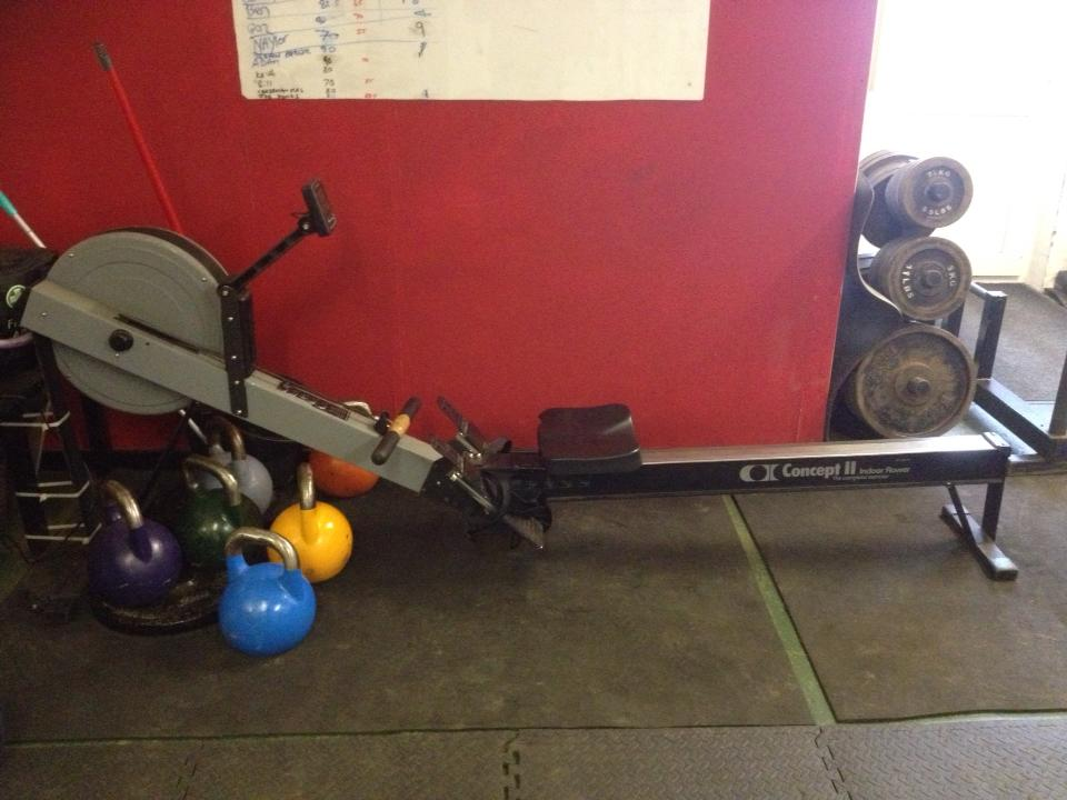 rower your next level fitness