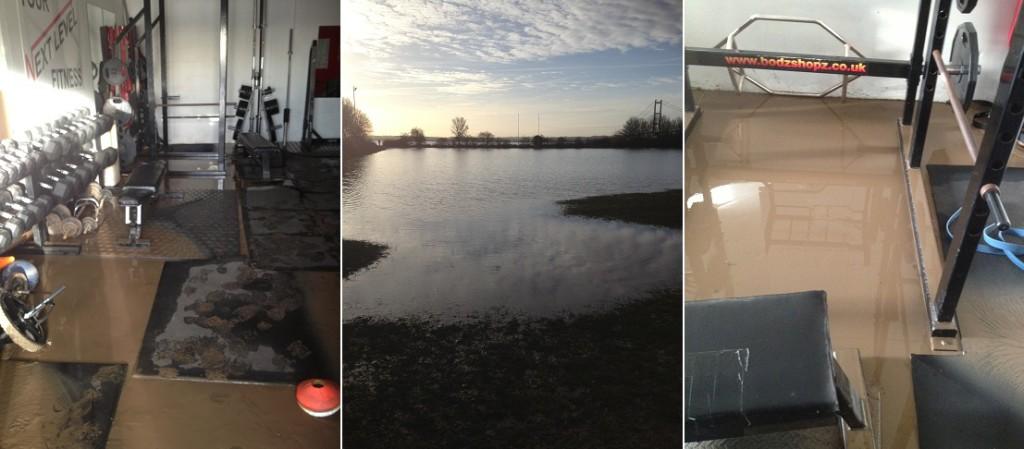 flood x 3 pics