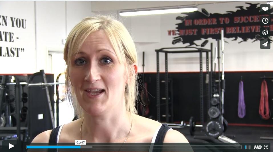 Your Next Level Fitness Vid testimonials